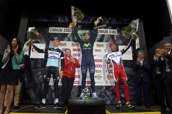 Alejandro Valverde: 'Blij met plaats in geschiedenisboeken'