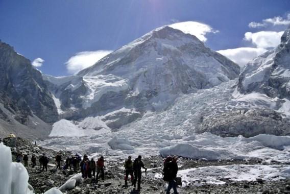 Nieuwe lawines door krachtige naschok in Nepal