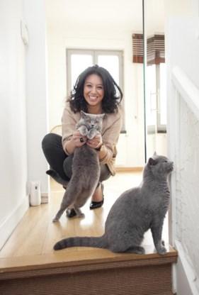 Sihame El Kaouakibi koestert de waarden uit haar nest, ze helpen haar vooruit in het leven.