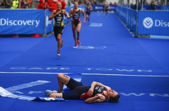 Britse Vicky Holland wint in Kaapstad, Sofie Hooghe 38e