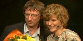 Mark Schaevers wint Gouden Boekenuil