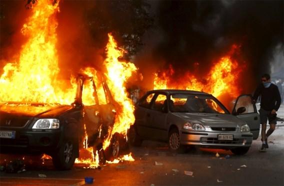 Hevige rellen in Milaan na opening wereldexpo