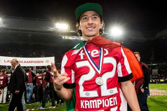 PSV legt Mexicaanse middenvelder vast voor drie jaar