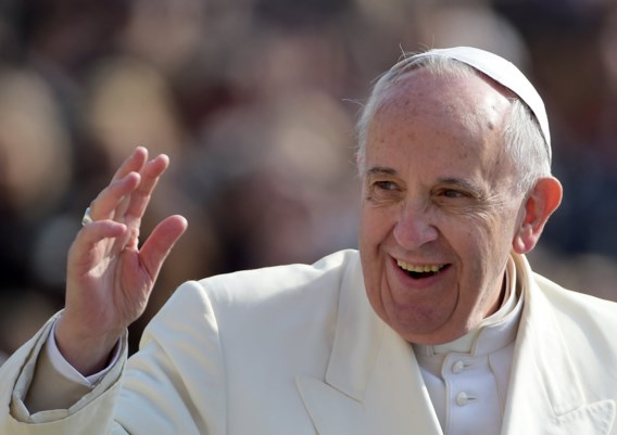 'Met wie? De paus? Dat zal wel!'
