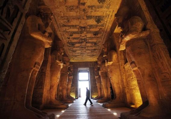 Belgische archeologen ontdekken 4.400 jaar oud beeld van Egyptische farao