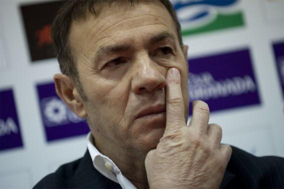 Staartploeg Granada zet coach Abel Resino op straat