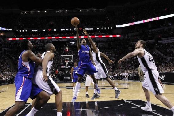 NBA. Chicago stoot door, Clippers dwingen beslissende wedstrijd af