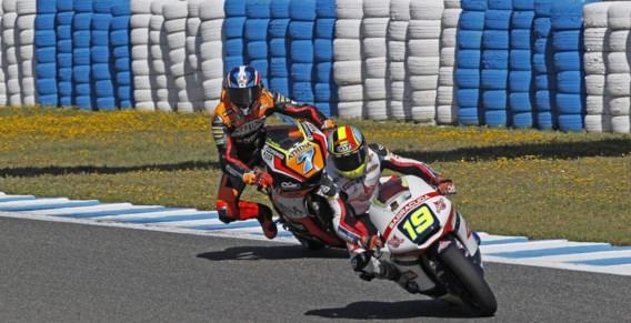 Jonas Folger (Kalex) is beste in Moto2, Siméon vijfde