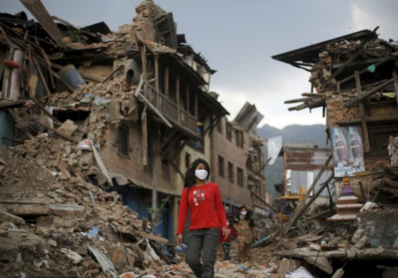 Nepal kampt met tekort aan tenten