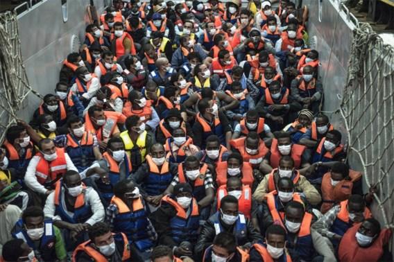 3.400 bootvluchtelingen gered op één dag