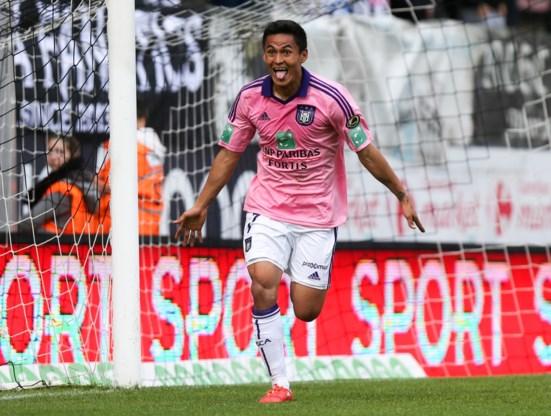 Anderlecht kan voor het eerst in vijf jaar nog eens winnen op Charleroi