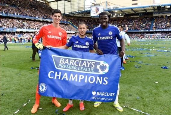 Eden Hazard bezorgt Chelsea eerste titel in vijf jaar