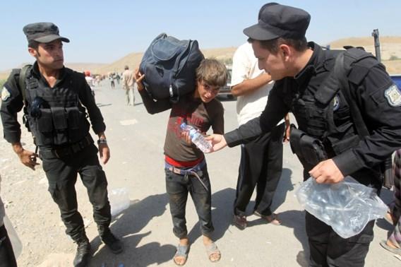'IS doodt honderden gevangenen'