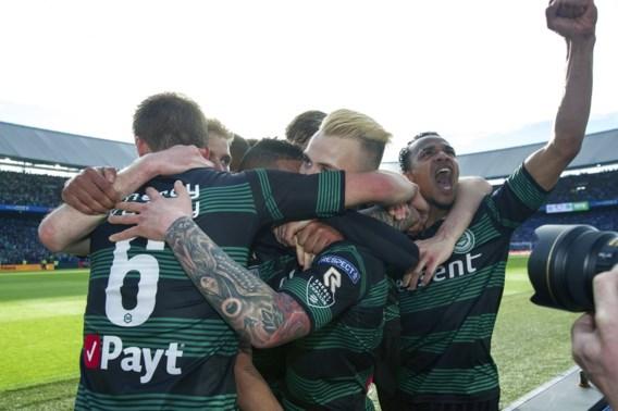 FC Groningen wint Nederlandse Bekerfinale tegen PEC Zwolle