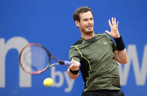 Andy Murray en Philipp Kohlschreiber spelen finale in München