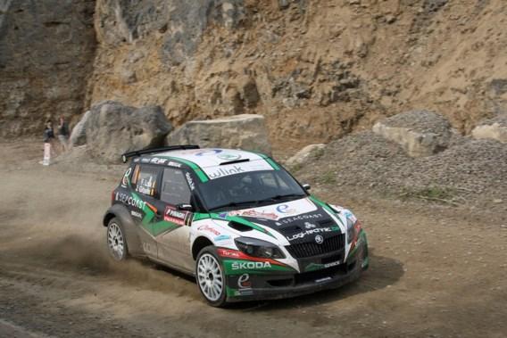 Cherain wint Rally van Wallonië na straftijd voor Loix