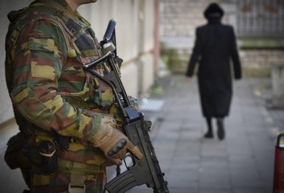 'De aanwezigheid van soldaten in onze straten is onwettig'