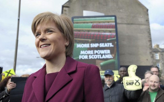 SNP-leider Nicola Sturgeon