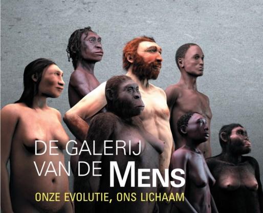 De 'gewraakte' affiche van het Brussels Museum voor Natuurwetenschappen.