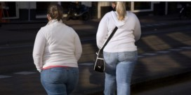 Belgische vrouwen  worden dikste van Europa