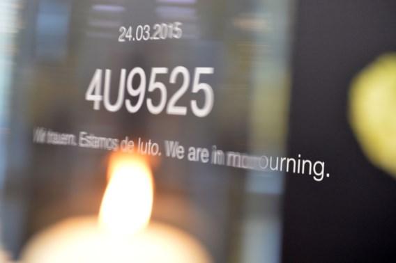 Copiloot oefende rampvlucht Germanwings