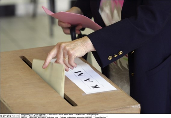 Stemmen mag in Estland vanaf 16 jaar