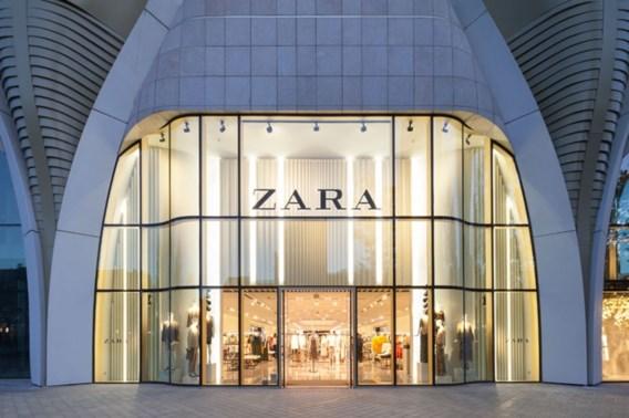 Kledingketen Zara breekt oppervlakterecord in Brussel
