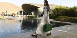 Louis Vuitton stelt cruisecollectie voor in Palm Springs