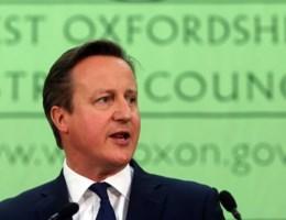 Cameron wil regeren over 'één natie, één Verenigd Koninkrijk'