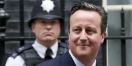 Cameron heeft eerste ministers al