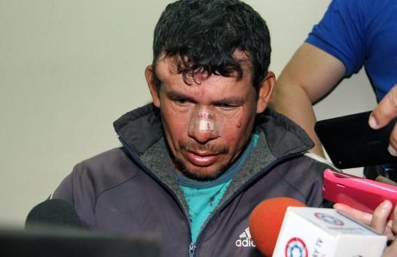De beschuldigde Gilberto Benitez Zarate.