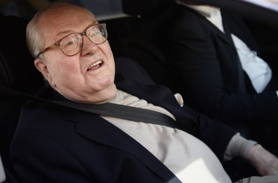 Jean-Marie Le Pen start politieke beweging na schorsing Front National
