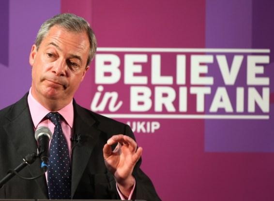 UKIP-partijbestuur weigert ontslag Farage