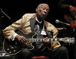 Blueslegende B.B. King (89) overleden