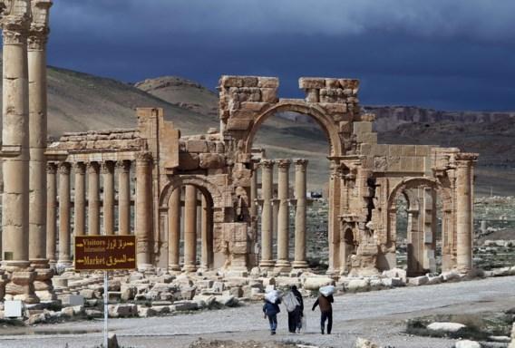Unesco erkent de ruïnes van Palmyra als werelderfgoed.