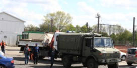 Explosievenonderzoek in Melle, Merelbeke en Gentbrugge