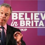 Heibel rond leiderschap Farage