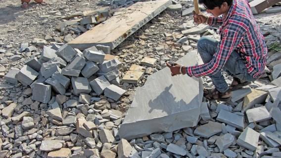 VIDEO. Undercoverreportage toont kinderarbeid in Indiase steengroeves