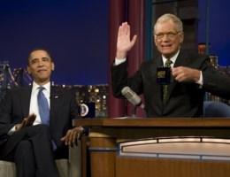 Televisie-icoon David Letterman met pensioen