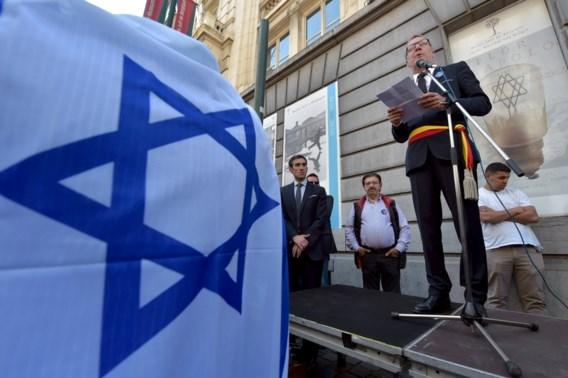 Aanslag Joods Museum in Brussel herdacht