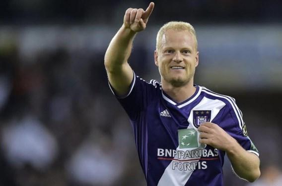 Olivier Deschacht verkozen tot Speler van het Jaar bij Anderlecht