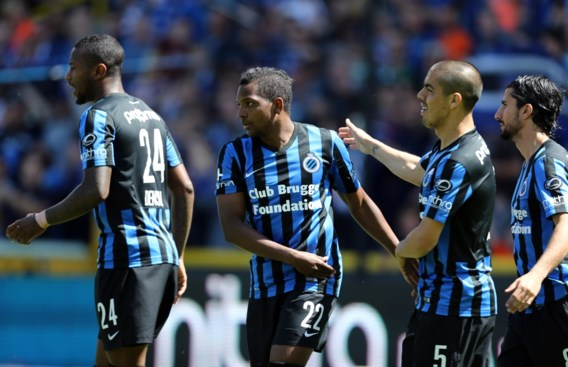 VIDEO. Club Brugge is vicekampioen na zege tegen Kortrijk