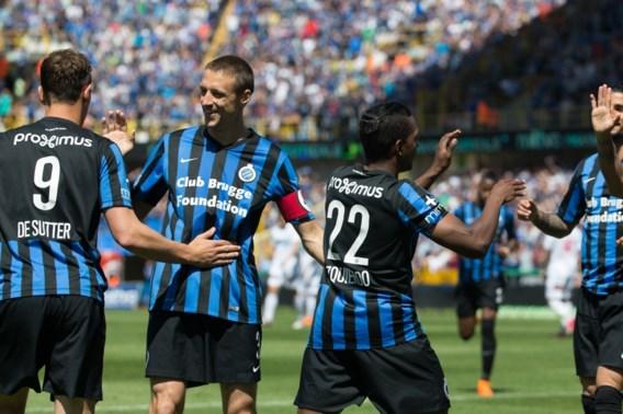 OVERZICHT. Club Brugge is vicekampioen, Anderlecht en Standard naar Europa League