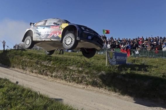 Jari-Matti Latvala pakt eindzege in Portugal
