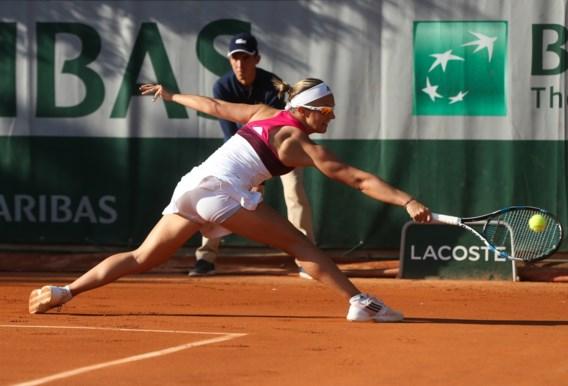 Flipkens en Wickmayer stijgen op WTA-ranking, Van Uytvanck zakt