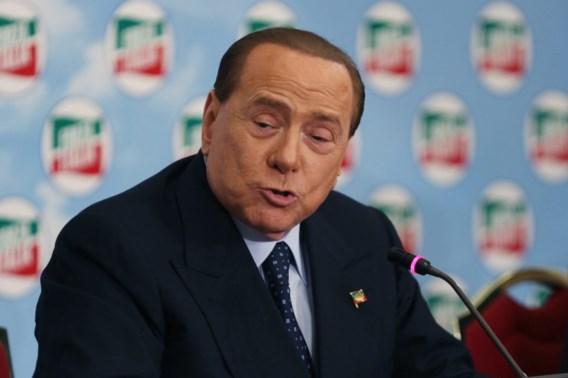 Berlusconi sluit kandidaat-premierschap uit