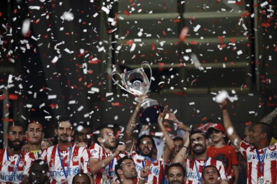 Olympiakos wint Beker van Griekenland 27e keer