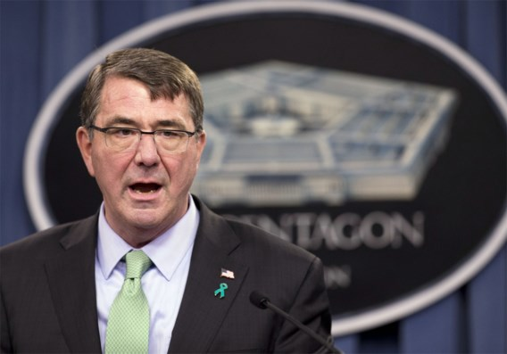 VS-defensieminister uit zware kritiek op Iraakse leger