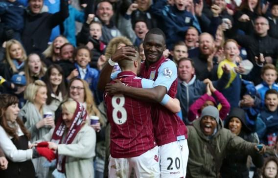 Coach Benteke: 'Overtuigd dat hij blijft bij Aston Villa'