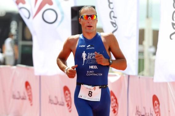 Bert Jammaer vijfde in Ironman Lanzarote
